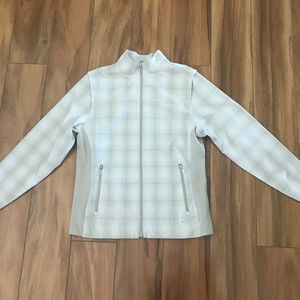 Nike Fit Dry Womens Zip Up Jacket Size S/P (4-6)